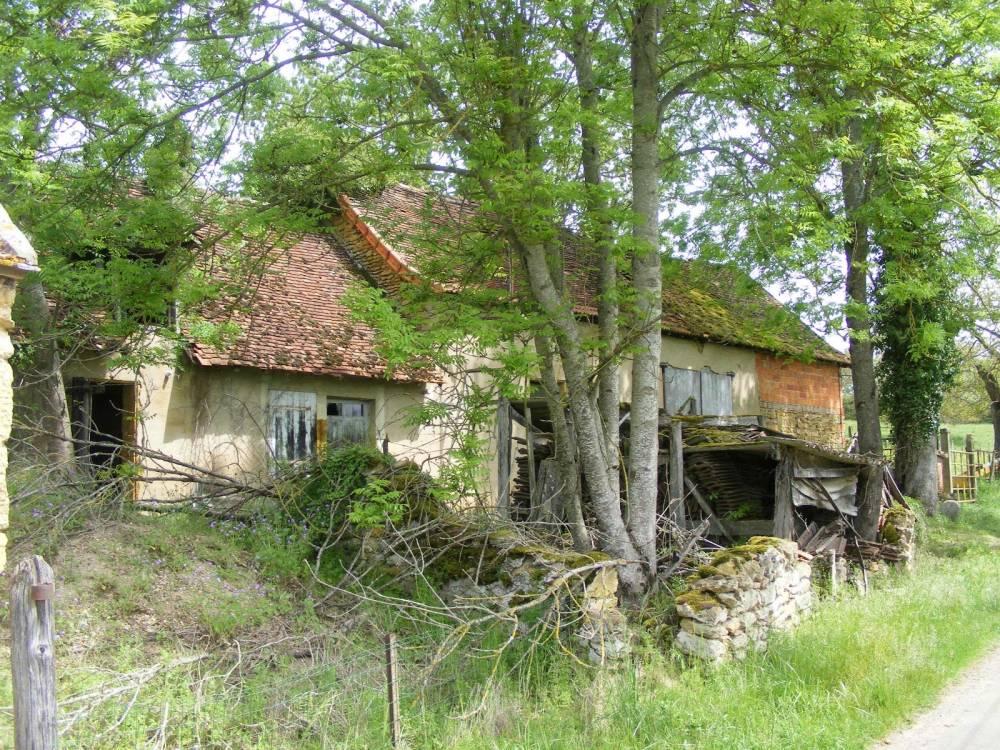 Huis te koop in frankrijk ancienne fermette a renover for Huizen te koop frankrijk