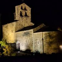 House for sale in France - 23 Kerk by night.jpg