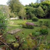 House for sale in France - Big garden looking down.jpg