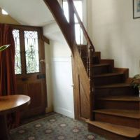 House for sale in France - Hall and staircase.jpg