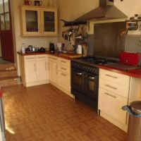 House for sale in France - Kitchen from door.jpg
