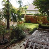 House for sale in France - Small garden seating area.jpg