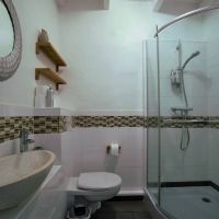 House for sale in France - Yellow Room Bathroom.jpg