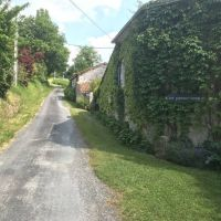 House for sale in France - house and barn from the lane.jpg