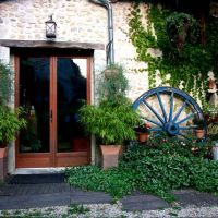 House for sale in France - salondoor.jpg