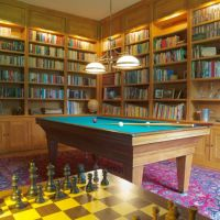 House for sale in France - 06 bibliotheek.jpg