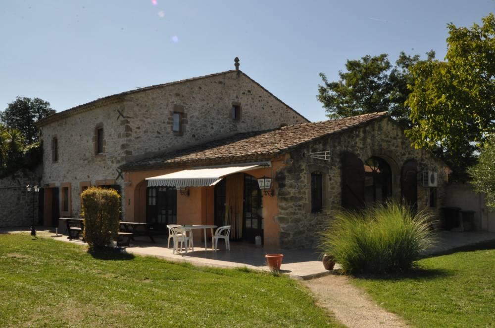 Huis te koop in frankrijk oude mas met losstaande for Huizen te koop frankrijk