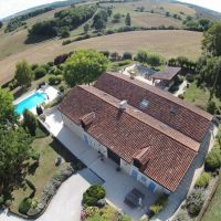 House for sale in France - Beautiful renovated Manoir with impressive view